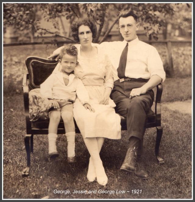 Grandpa, Jessie and baby George copy 2
