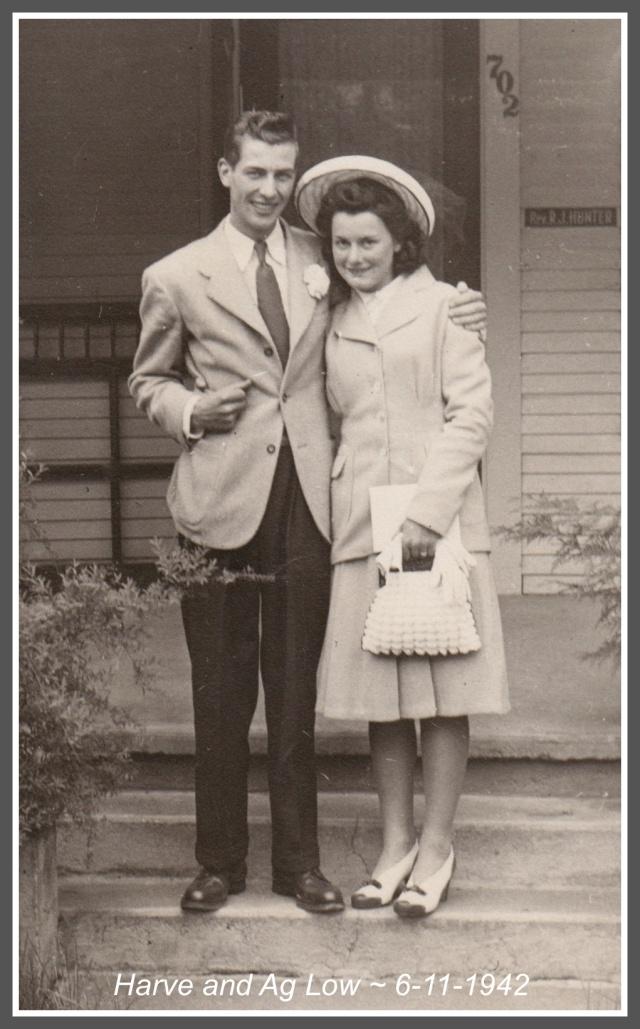 Mom & Dad wedding day copy