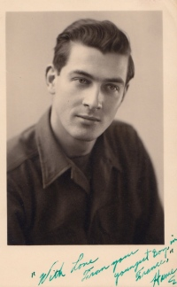 Harvey Low 1944, age 22